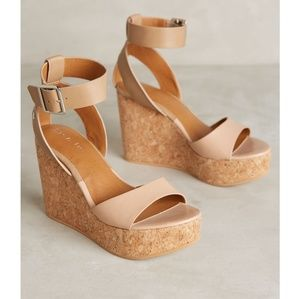 Anthropologie - Lien.do Dulce Wedge